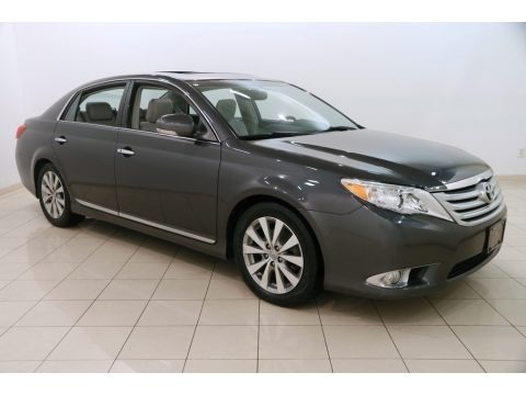 Magnetic Gray Metallic 2011 Toyota Avalon Limited