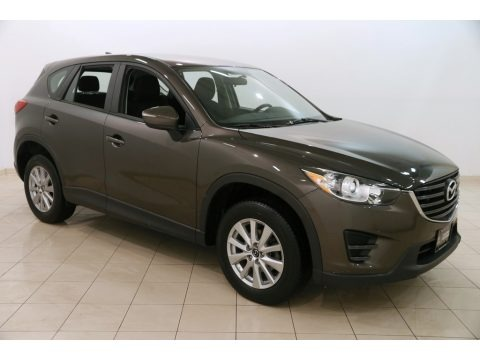 Titanium Flash Mica 2016 Mazda CX-5 Sport AWD