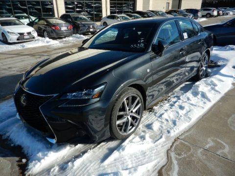 Smoky Granite Mica 2018 Lexus GS 350 AWD