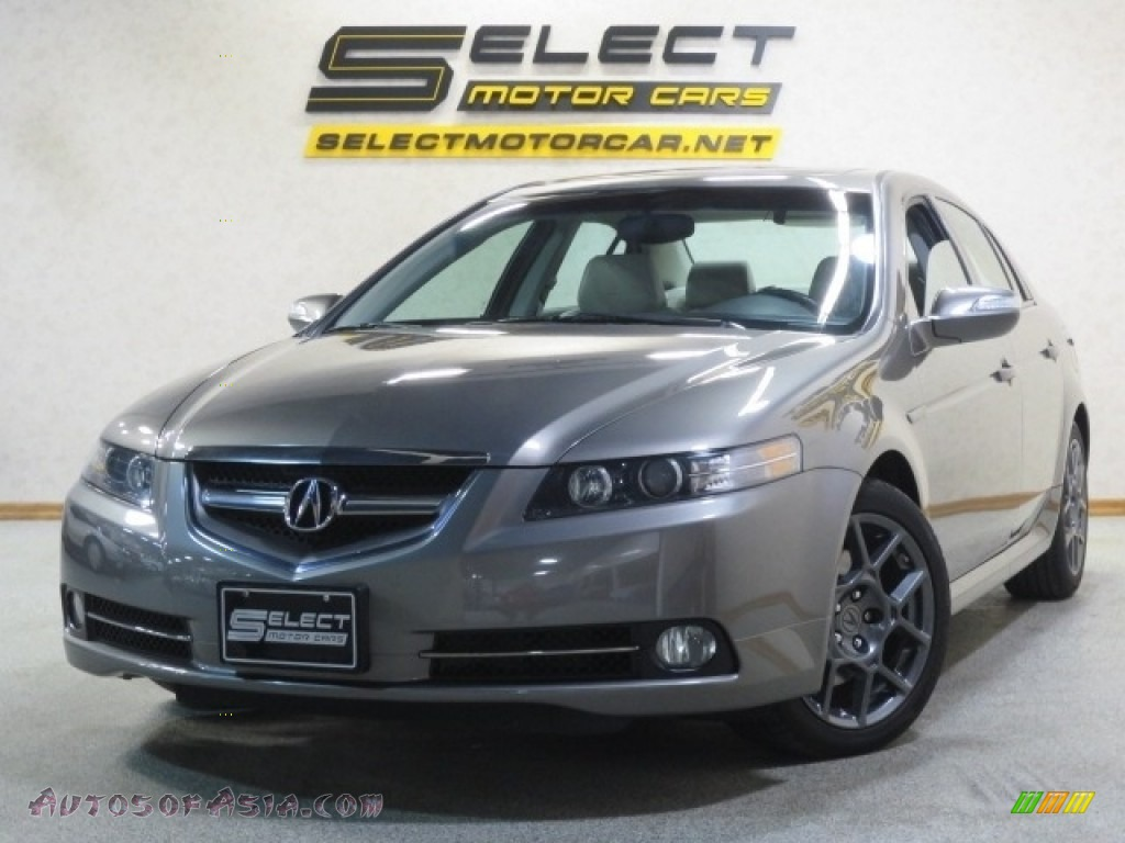 Carbon Bronze Metallic / Taupe/Ebony Acura TL 3.5 Type-S