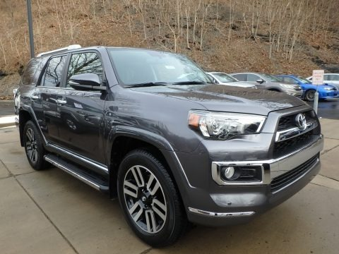 Magnetic Gray Metallic 2018 Toyota 4Runner Limited 4x4