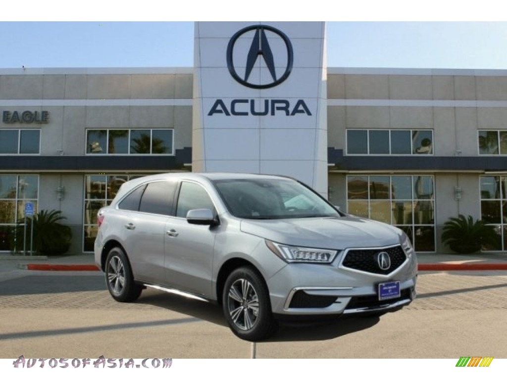 2017 MDX  - Lunar Silver Metallic / Ebony photo #1