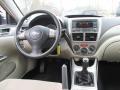 Subaru Impreza 2.5i Premium Wagon Newport Blue Pearl photo #10