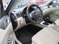 Subaru Impreza 2.5i Premium Wagon Newport Blue Pearl photo #12