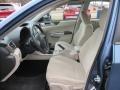Subaru Impreza 2.5i Premium Wagon Newport Blue Pearl photo #13