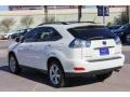 Lexus RX 400h Hybrid Crystal White photo #5