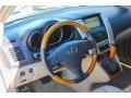Lexus RX 400h Hybrid Crystal White photo #36