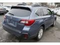 Subaru Outback 2.5i Premium Twilight Blue Metallic photo #6