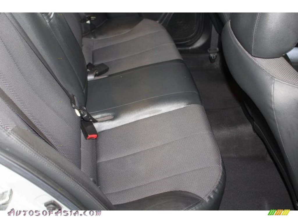 2009 Optima SX V6 - Bright Silver / Gray photo #33