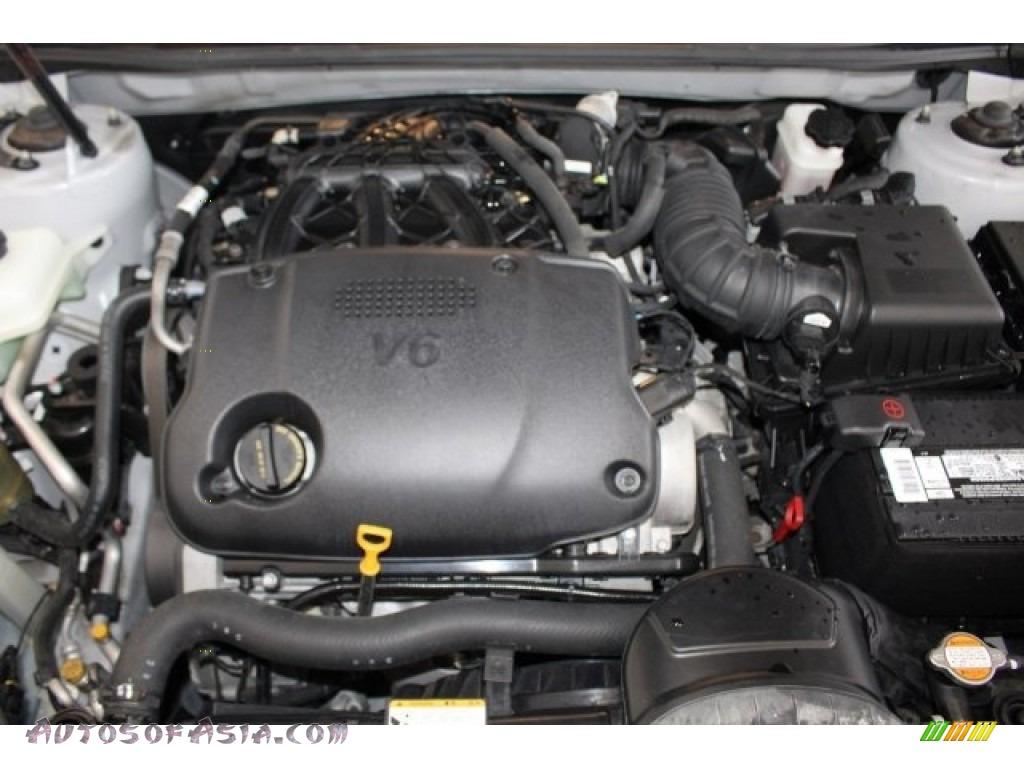 2009 Optima SX V6 - Bright Silver / Gray photo #37
