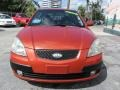 Kia Rio Rio5 SX Hatchback Sunset Orange photo #4