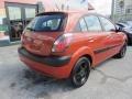Kia Rio Rio5 SX Hatchback Sunset Orange photo #6