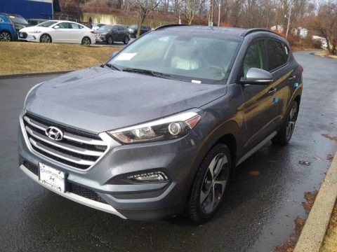 Coliseum Gray 2018 Hyundai Tucson Value AWD