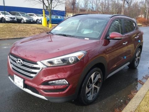 Ruby Wine 2018 Hyundai Tucson Limited AWD