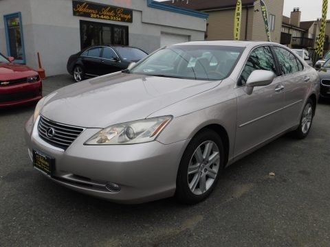 Golden Almond Metallic 2007 Lexus ES 350