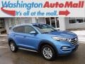 Hyundai Tucson SE AWD Caribbean Blue photo #1