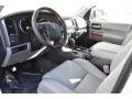 Toyota Sequoia Platinum 4x4 Blizzard White Pearl photo #5