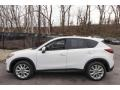 Mazda CX-5 Grand Touring AWD Crystal White Pearl Mica photo #3