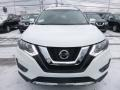 Nissan Rogue SV AWD Glacier White photo #9