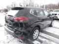 Nissan Rogue S AWD Magnetic Black photo #4