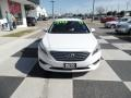 Hyundai Sonata SE Quartz White Pearl photo #2