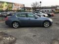 Infiniti G 35 x Sedan Blue Slate Metallic photo #3