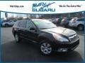 Subaru Outback 2.5i Premium Crystal Black Silica photo #1