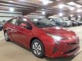 Toyota Prius Two Hypersonic Red photo #1