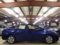 Toyota Prius Three Blue Crush Metallic photo #2