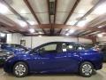 Toyota Prius Three Blue Crush Metallic photo #3