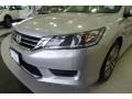 Honda Accord LX Sedan Alabaster Silver Metallic photo #5
