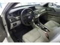 Honda Accord LX Sedan Alabaster Silver Metallic photo #13