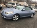 Toyota Solara SLE V6 Convertible Blue Streak Metallic photo #1