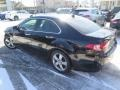 Acura TSX Technology Crystal Black Pearl photo #10