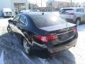 Acura TSX Technology Crystal Black Pearl photo #11