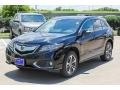 Acura RDX FWD Advance Crystal Black Pearl photo #3