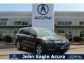 Acura MDX  Crystal Black Pearl photo #1