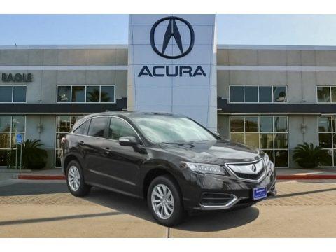 Kona Coffee Metallic 2018 Acura RDX AWD Technology