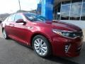 Kia Optima S Sangria photo #9