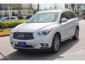 Infiniti QX60 3.5 AWD Glacial Silver photo #3