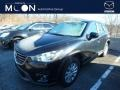Mazda CX-5 Touring AWD Jet Black Mica photo #1