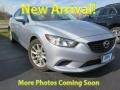 Mazda Mazda6 Sport Sonic Silver Metallic photo #1