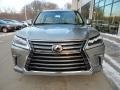 Lexus LX 570 Atomic Silver photo #2