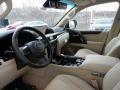 Lexus LX 570 Eminent White Pearl photo #3