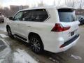 Lexus LX 570 Eminent White Pearl photo #5