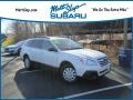 Subaru Outback 2.5i Premium Satin White Pearl photo #1
