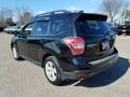 Subaru Forester 2.5i Limited Crystal Black Silica photo #5