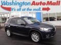 Mazda CX-5 Grand Touring AWD Stormy Blue Mica photo #1