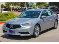 Acura TLX Sedan Lunar Silver Metallic photo #3