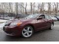 Acura ILX 2.0L Premium Crimson Garnet photo #1